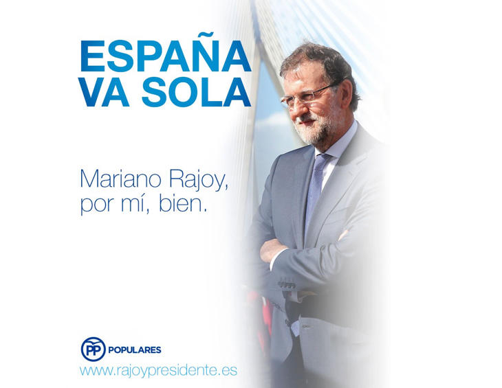 El programa del PP en la web de El Mundo Today