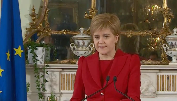 Escocia anuncia sus planes para un 2º referéndum de independencia