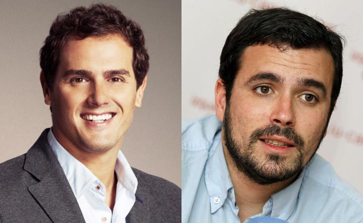 Rivera y Garzón no pueden votar por sí mismos