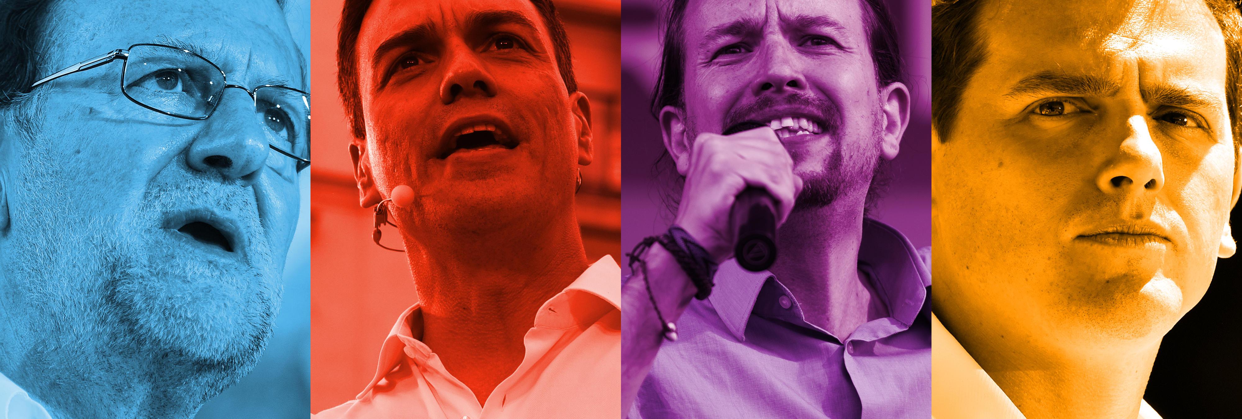 El PP sube y gana unas elecciones sin 'sorpasso' pero con trasvase desde Ciudadanos