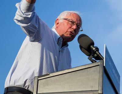 Bernie Sanders votaría a favor de Hillary Clinton