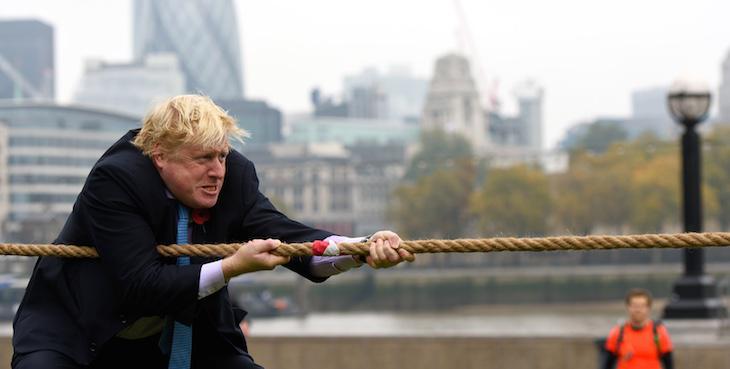 Boris Johnson está a punto de cumplir su sueño, ser PM británico