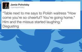 Inmigrantes en Reino Unido comparten en Twitter los insultos racistas que reciben tras el Brexit