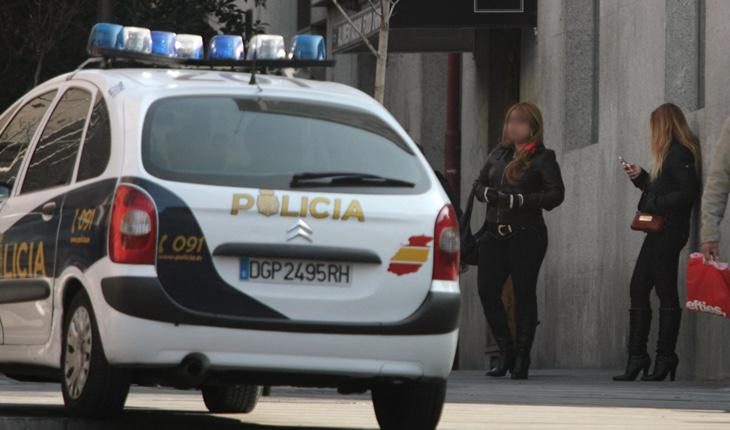 Prostitución en Madrid
