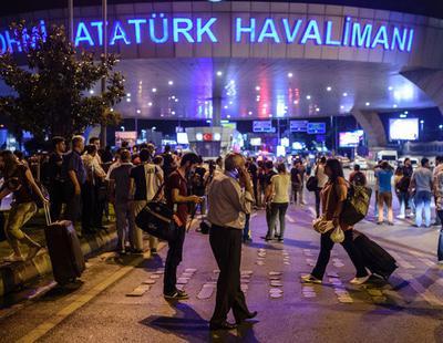 41 muertos en un atentado suicida contra el aeropuerto El Atatürk de Estambul