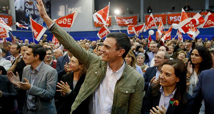 El sistema electoral español ha recibido críticas por fomentar el sostenimiento de dos grandes partidos