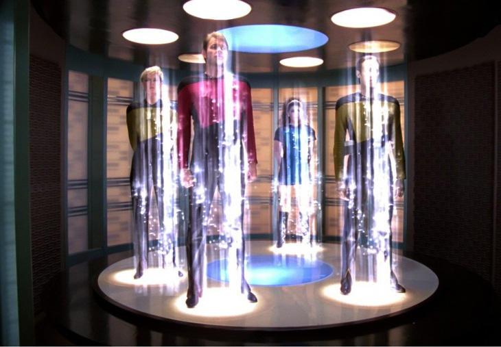 El teletransporte al estilo 'Star Trek' puede estar mas cerca de lo que creemos