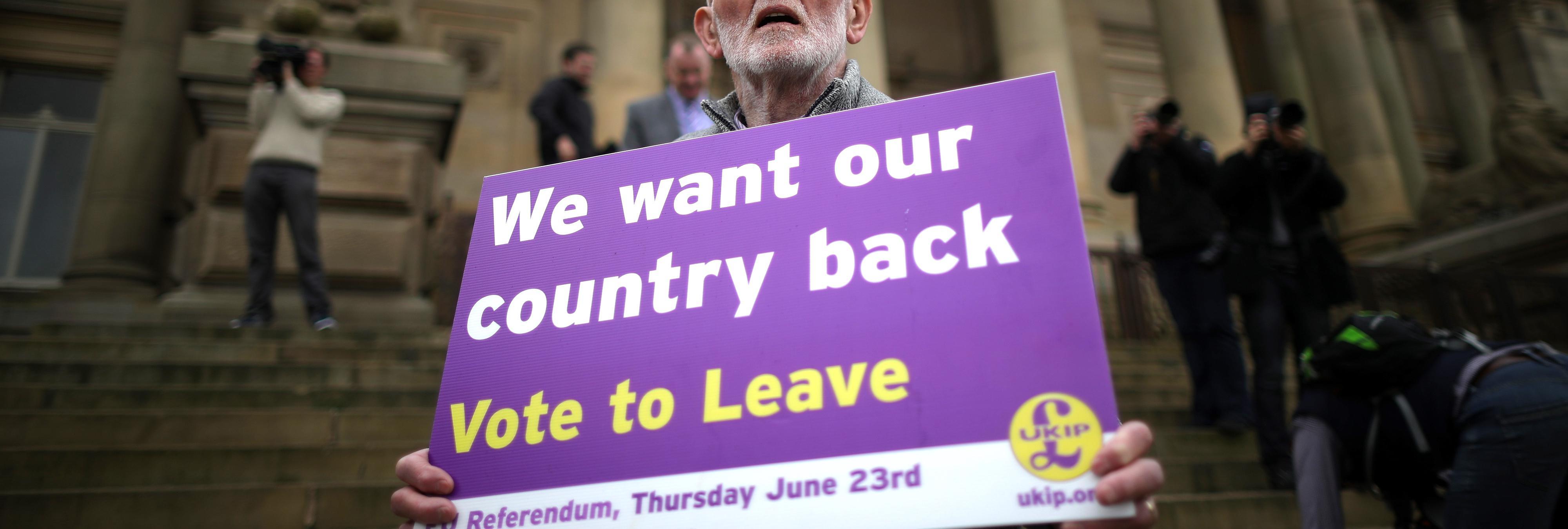 El Brexit no tenía nada que ver con la Unión Europea: solo era racismo