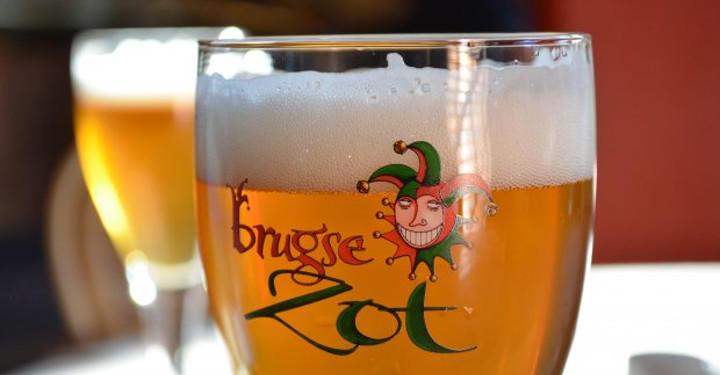 El nombre de la cerveza se traduce como