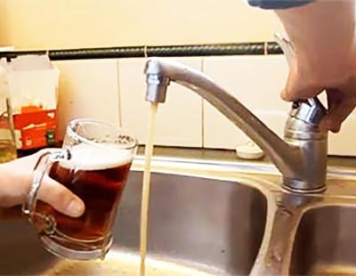 Brujas crea un sistema de alcantarillado para transportar cerveza hasta el grifo de tu casa