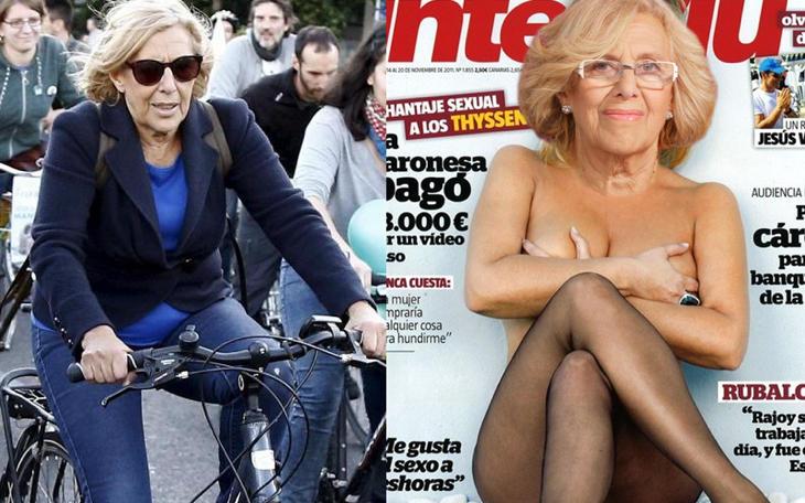¿Veremos a Carmena tan implicada como en el Día de la Bici?
