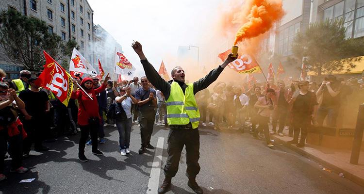 Los sindicatos pasan por una crisis de legitimidad