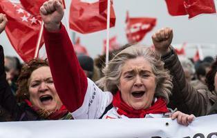 Los sindicatos en España: baja afiliación, poca representatividad