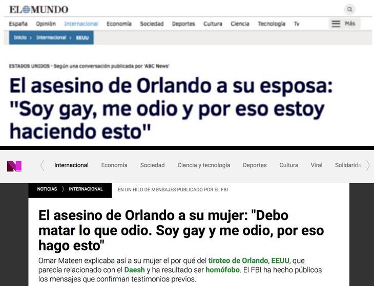 La noticia falsa ha colado en algunos medios españoles
