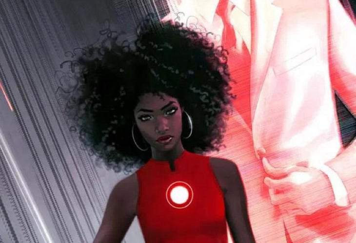 Riri Williams será la nueva Iron Woman