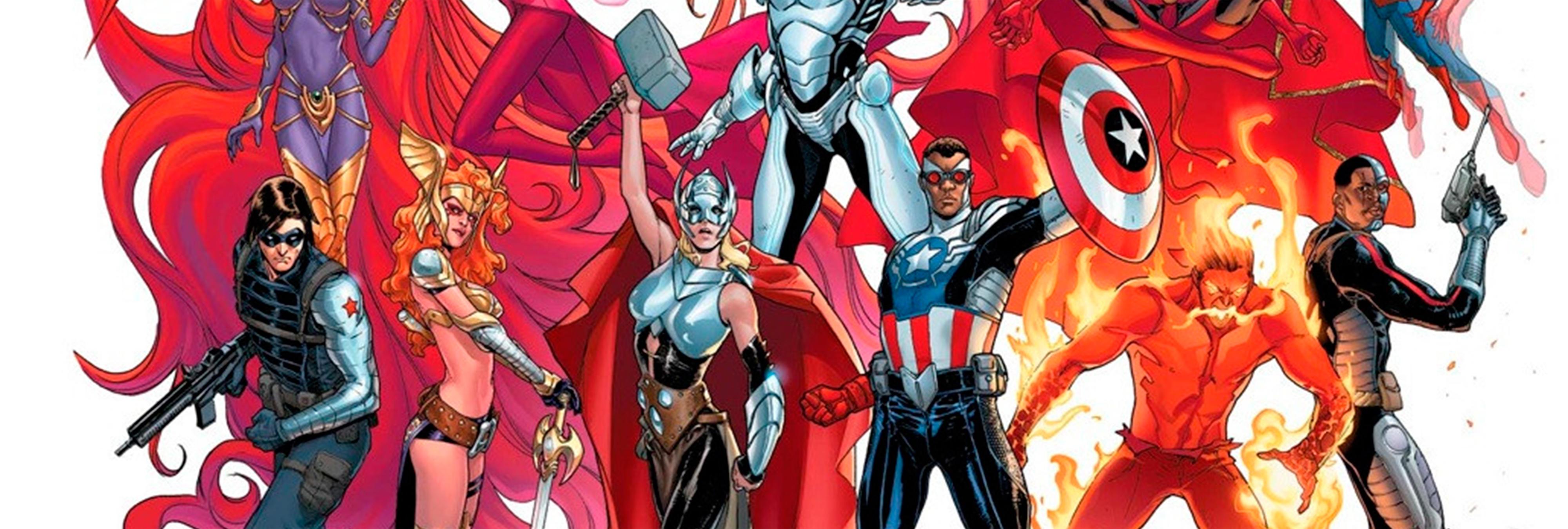 La nueva Iron Woman y otros 7 grandes cambios multiculturales en los cómics de superhéroes