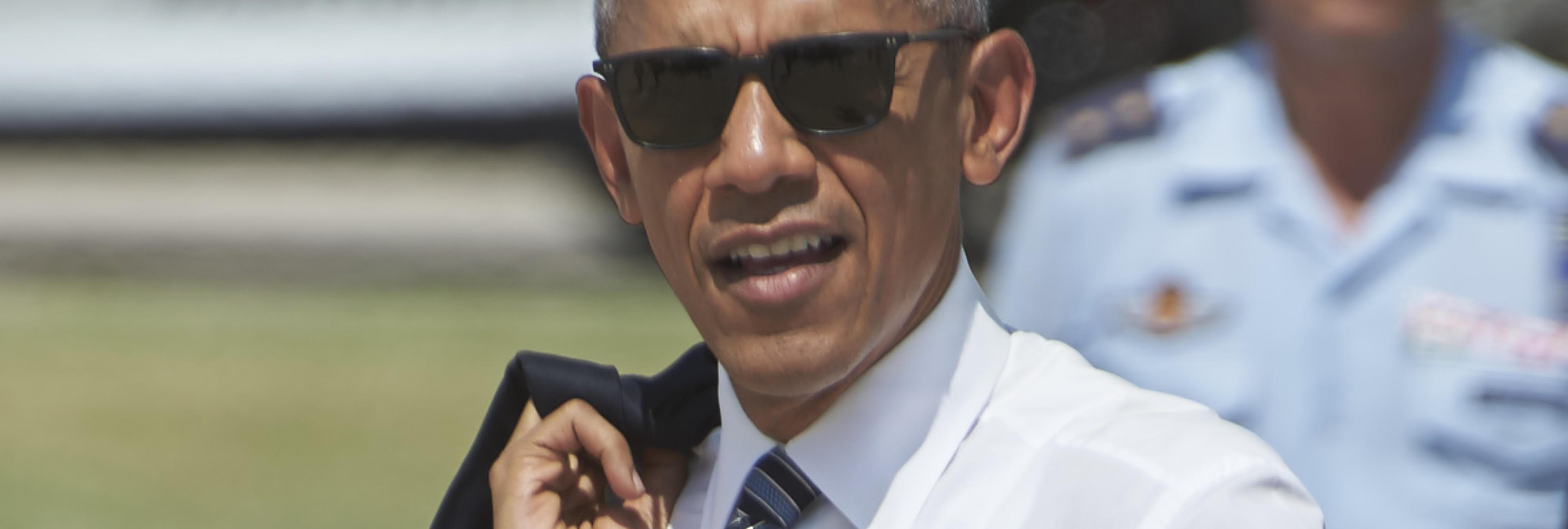 Los mejores memes de la 'aburrida' visita de Obama a España