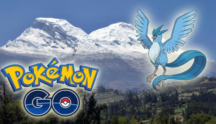 ¿Habrá que escalar el Everest para capturar a Articuno?
