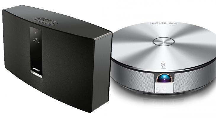 Ofertas en proyectores y sistemas de sonido
