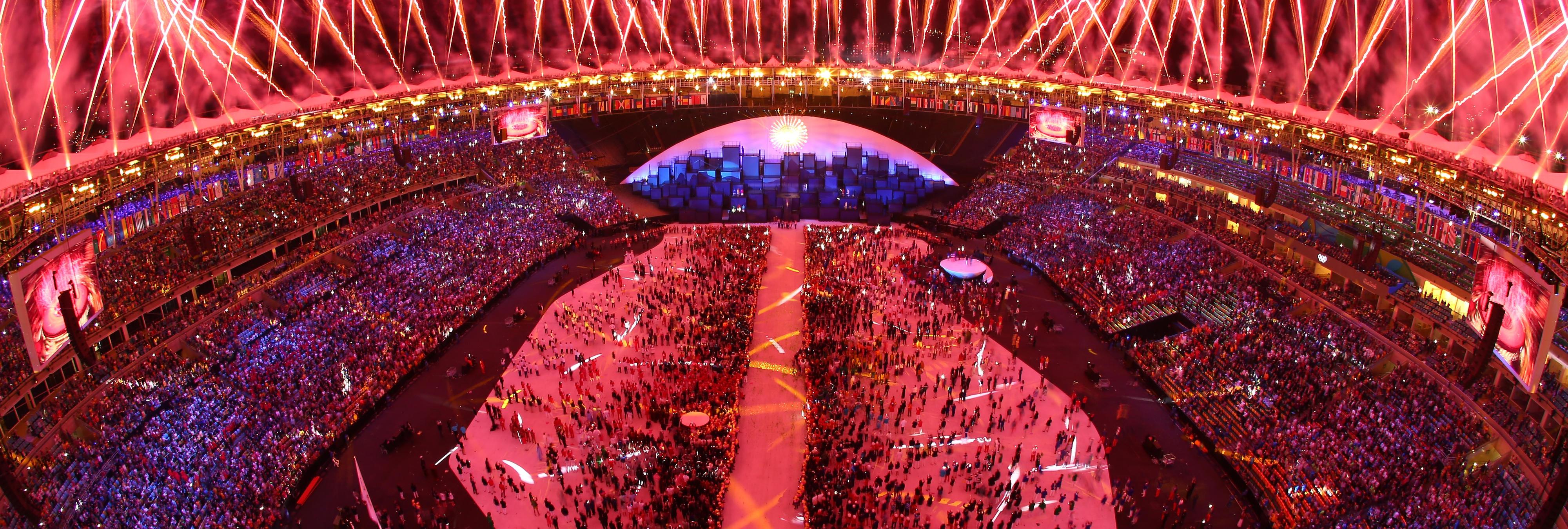 La gente está pensando que el Estadio Olímpico de Río parece una vagina