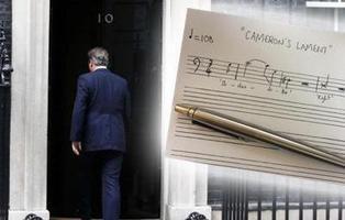 Internet se ha vuelto loco creando canciones a partir del tarareo de David Cameron