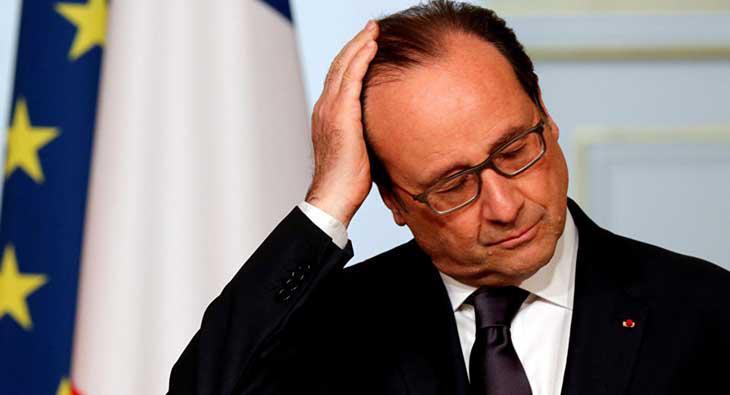 Hollande necesita cuidar su pelo