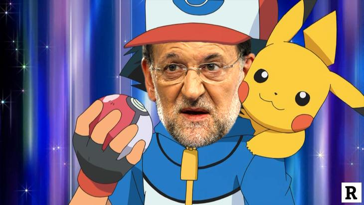 Rajoy ha abandonado su Pueblo Paleta natal