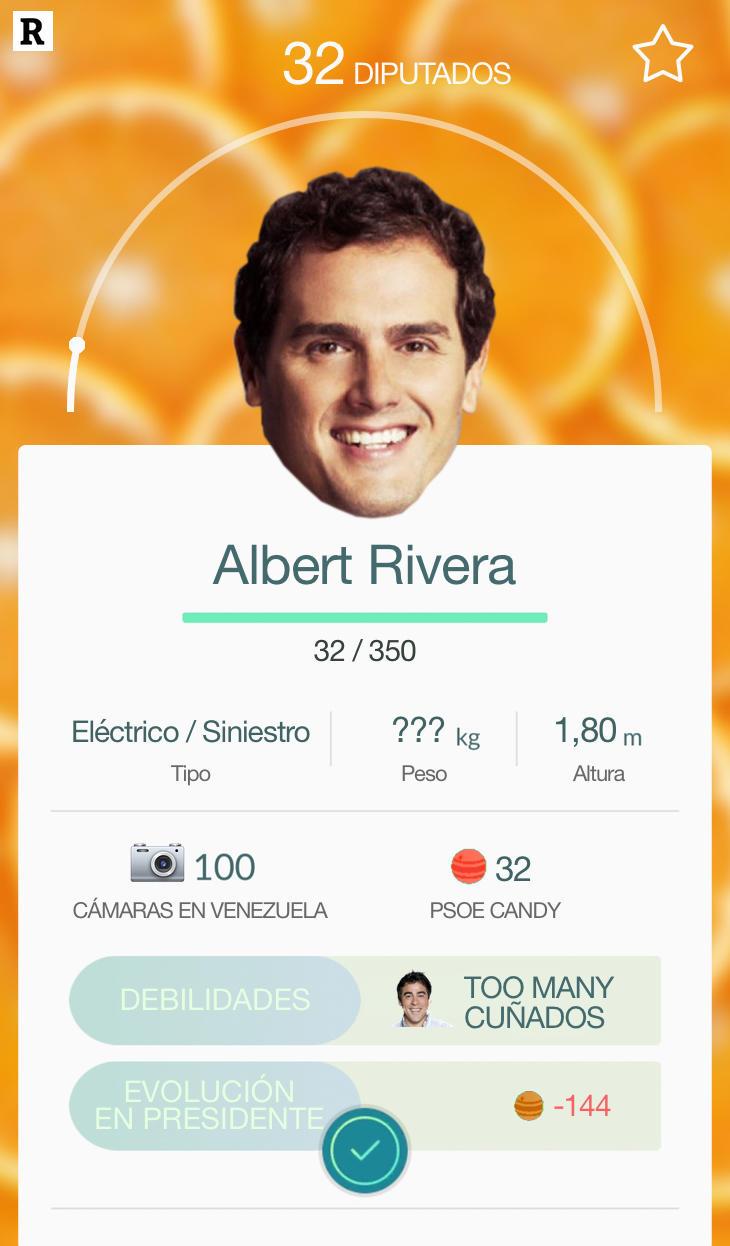 Rivera le perdonó su ataque rayo