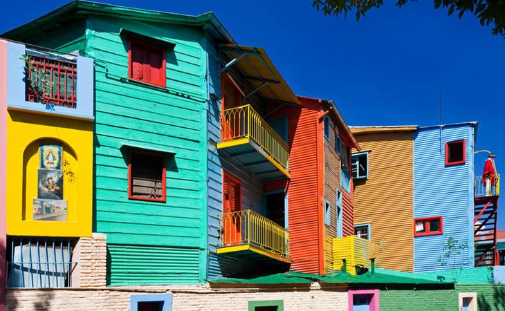 Carabanchel podría parecerse a La Boca (Buenos Aires)