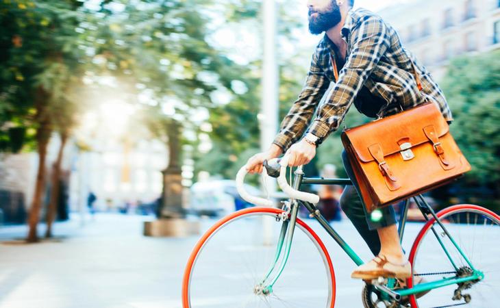 Se potenciarán los aparcamientos de bicicleta
