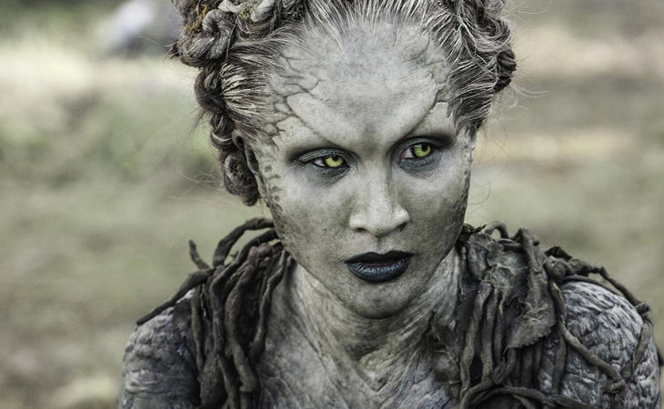 Maquillaje en 'Game of Thrones'