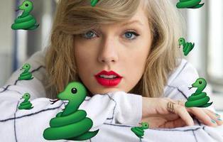 Están llenando el Instagram de Taylor Swift de emojis de serpiente y esta es la razón