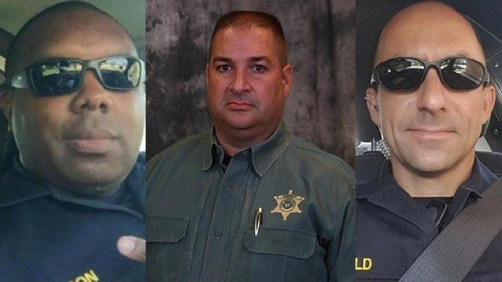 Jackson, Garafola y Gerald, víctimas de Gavin Long