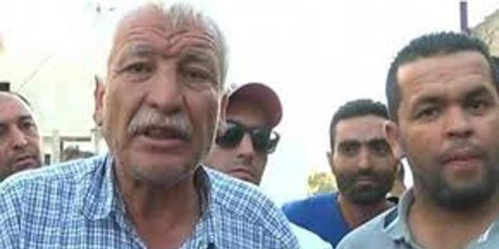 Monthir Bouhlel, padre del terrorista de Niza
