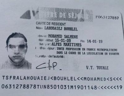 El padre del terrorista de Niza: 'Tenía una grave enfermedad psiquiátrica'