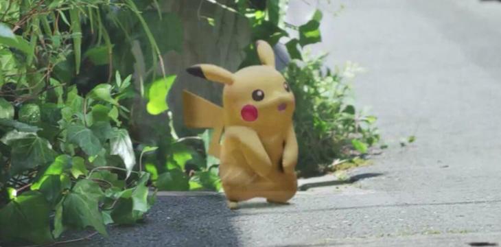 El esquivo Pikachu puede ser tuyo al principio del juego