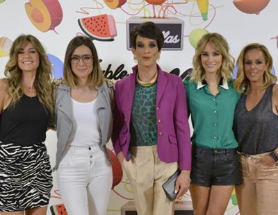 5 presentadoras con las que sí habría funcionado 'Hable con ellas'