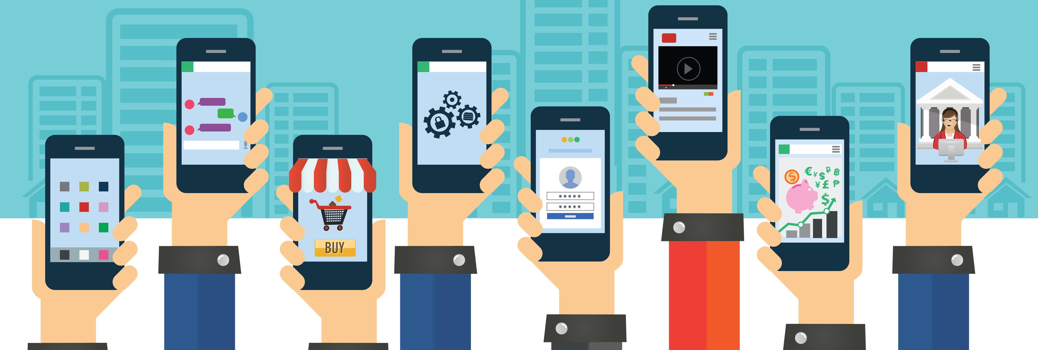 Que el trabajo te encuentre a ti: Las 5 mejores apps de empleo en 2016