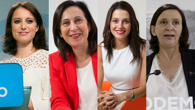 El Congreso de la XII Legislatura estará formado por un 40% de mujeres. PP, PSOE y UP se mueven en una horquilla entre el 39-48%, mientras que la ...