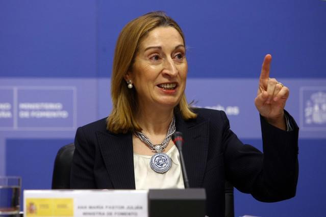 Ana Pastor es oficialmente la nueva Presidenta del Congreso