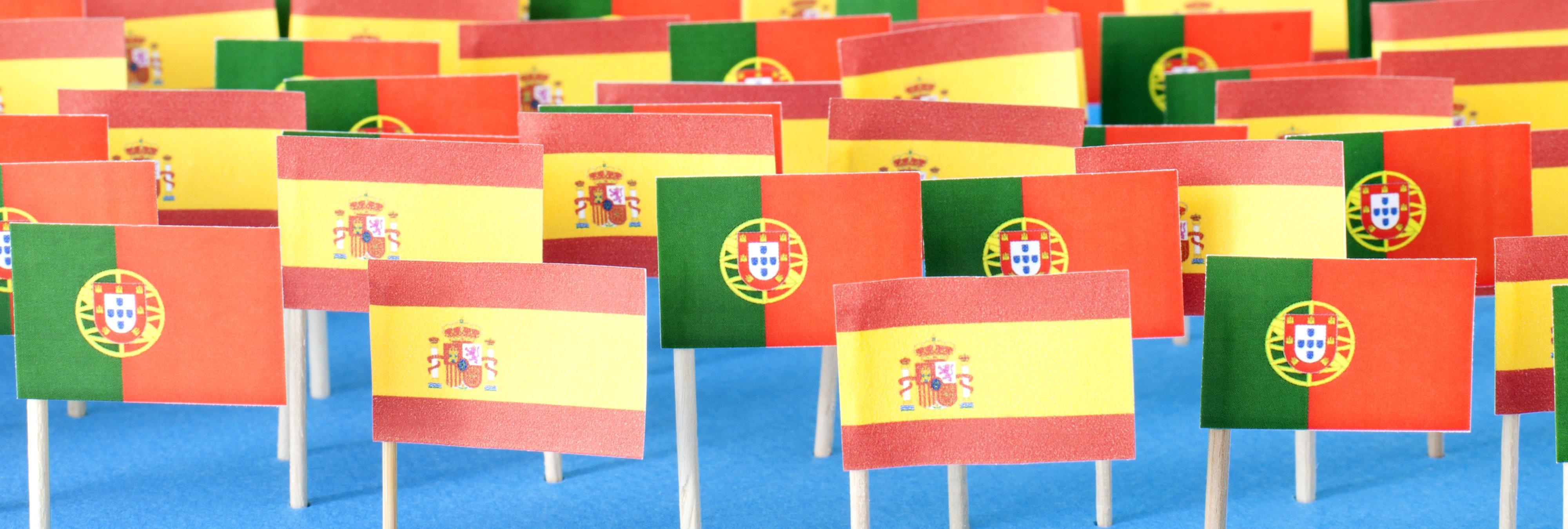 Un 68% de portugueses quiere la unión de Portugal y España