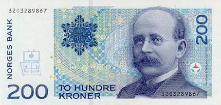 Noruega aporta unos 150 dólares por habitante