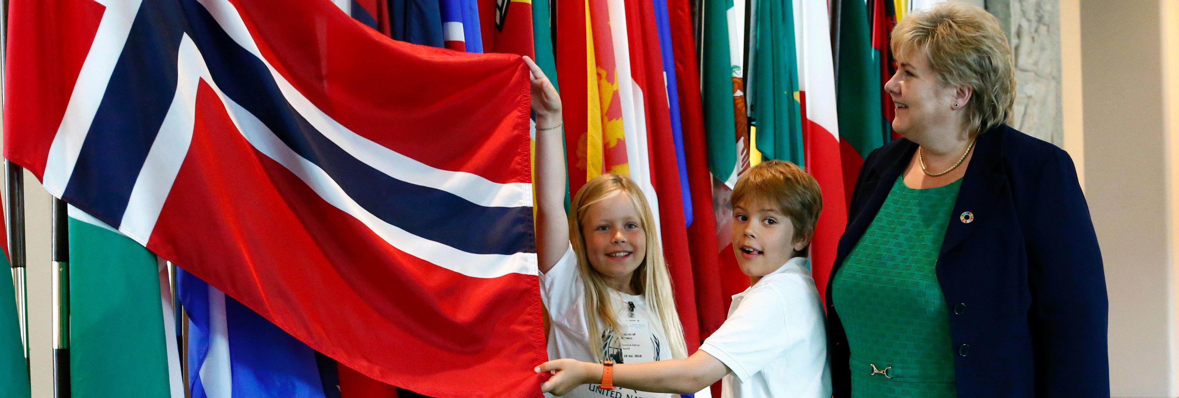 Noruega podría ser el futuro de Reino Unido tras el Brexit... si se lo permiten