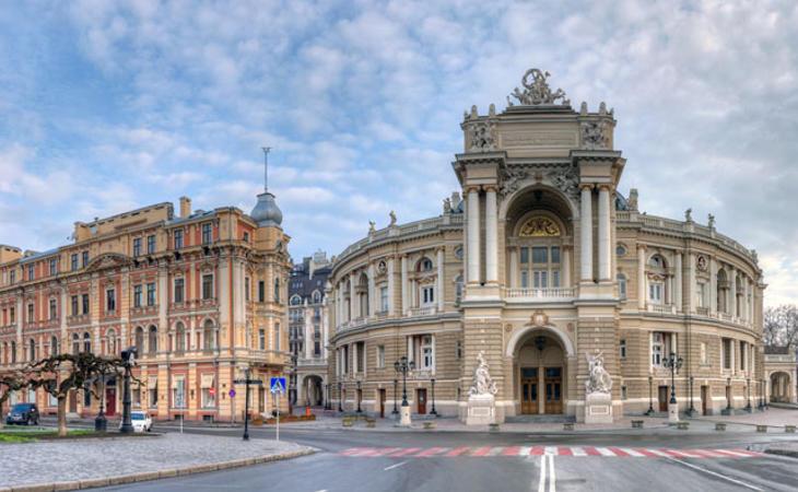 Odesa, una posible sede cerca de Crimea