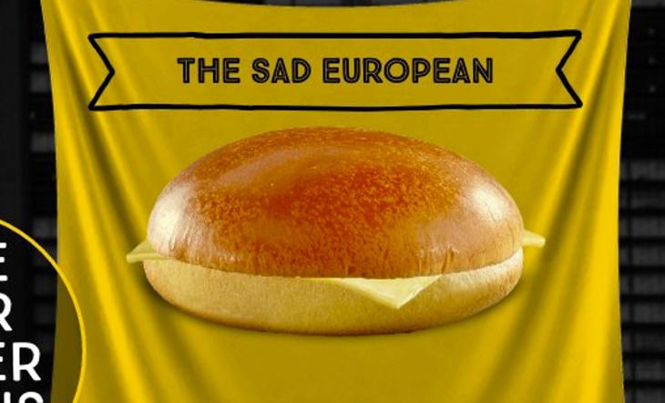 Esos aburridos europeos