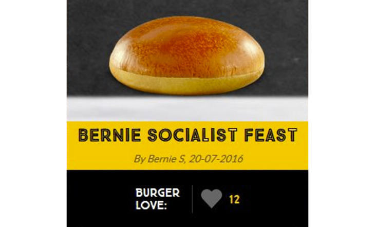 Te vas a hinchar, Bernie