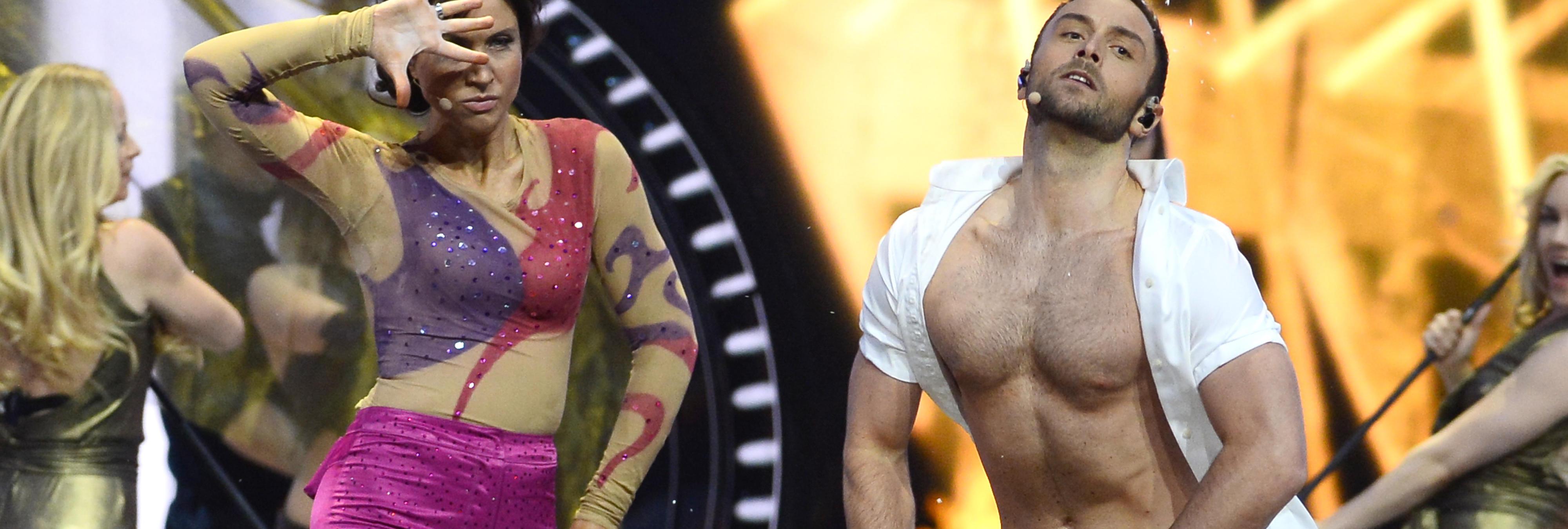 El consumo de porno disminuyó durante la emisión de Eurovisión 2016
