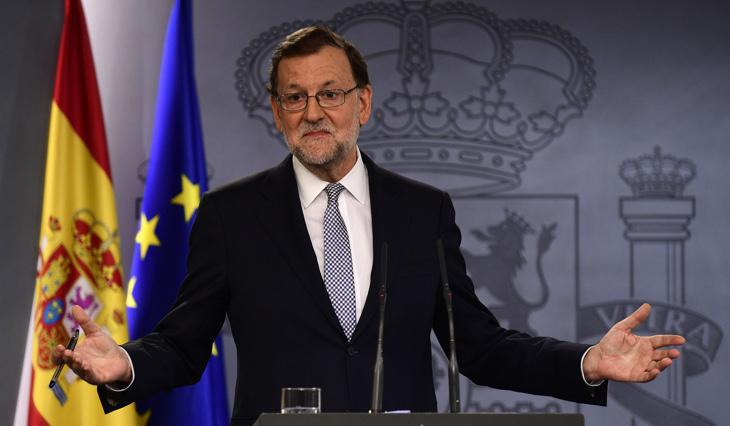 Mariano Rajoy con la incertidumbre por bandera