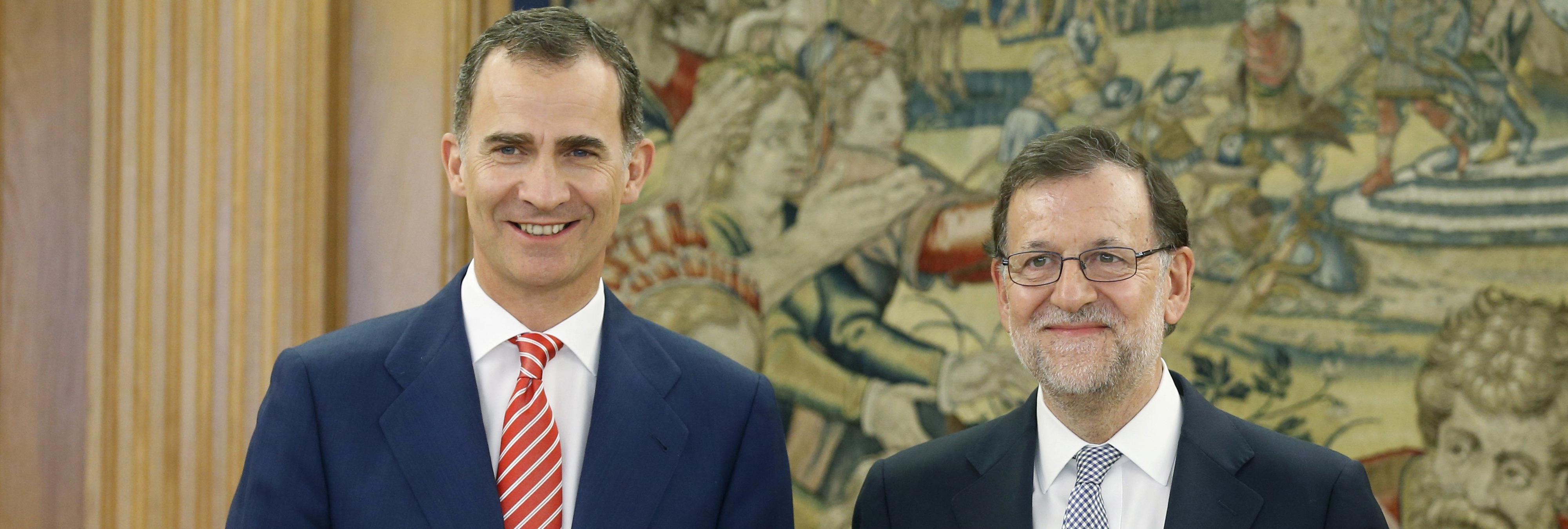 Rajoy es candidato a la investidura... sin comprometerse a presentarse