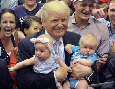 Hay una explicación por la que Donald Trump está ganando a Hillary Clinton en las encuestas